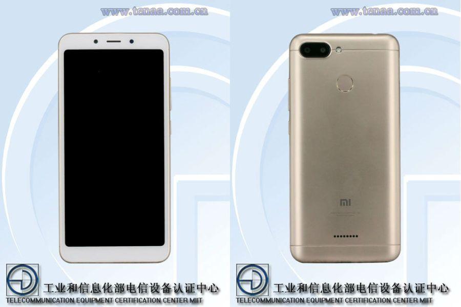 Xiaomi 6A 2